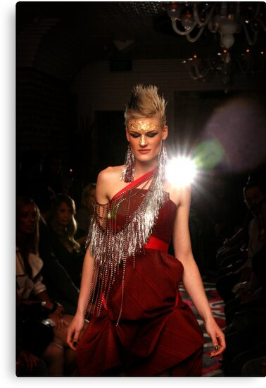 dizingof catwalk by James Price