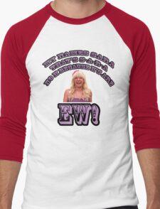 Jimmy Fallon EW! Men's Baseball ¾ T-Shirt