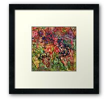 Summer Wine 2 Framed Print