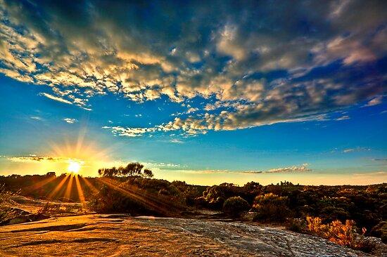 Sunday Sunrise. by Andrew Bosman