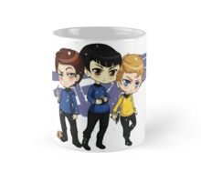 Star Trek Chibi Mug