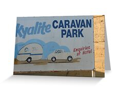 Great place to get away Greeting Card