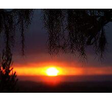 Mornings Eye....... Photographic Print