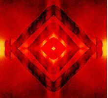 Red Rectangle Nebulae by atlasartsn