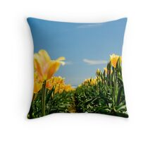 Certain Angles Throw Pillow
