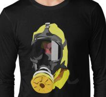 gas mask big Long Sleeve T-Shirt