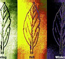 A leaf For all seasons... by Dragoncat