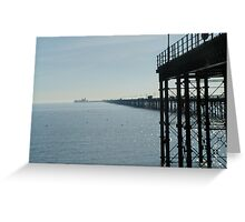 SUNNY SOUTHEND! Greeting Card