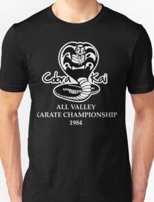 Cobra Kai All Valley Karate Championship 1984 Funny Geek Nerd Unisex T-Shirt
