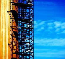 The Slippery Stairway To Heaven by pessto