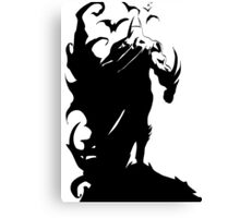 Batman spirit  Canvas Print
