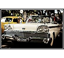 Cruising Photographic Print