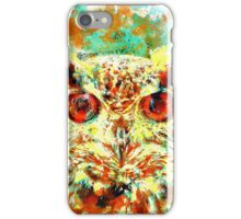 Watercolor Owl iPhone Case/Skin
