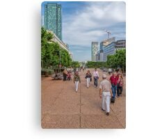 La Defense, Paris, France #6 Canvas Print