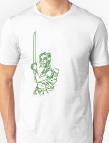 Rock Night - Beth (Green) Unisex T-Shirt