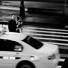 Traffic Hazard by Bill and Sarah Wedding Photography