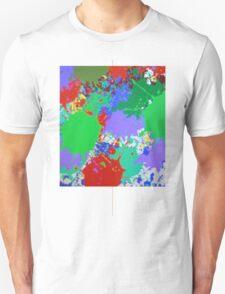 RED  & GREEN & BLUE Unisex T-Shirt