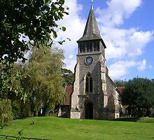 St. Nicholas' Church, Wickham by lezvee
