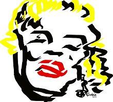 Marilyn by Grobie