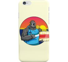 Surfs Up Gorilla iPhone Case/Skin