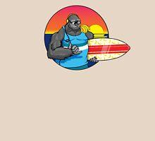 Surfs Up Gorilla Unisex T-Shirt