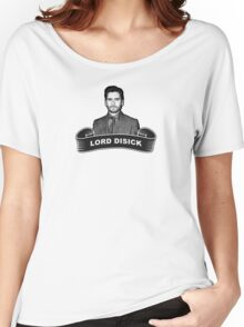 Lord Disick Women's Relaxed Fit T-Shirt