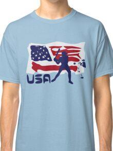 Baseball USA Classic T-Shirt