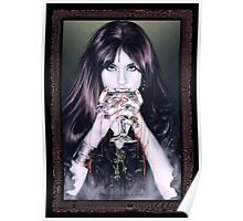 Goth Vamp Poster