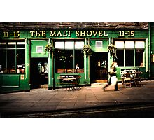 The Malt Shovel Photographic Print