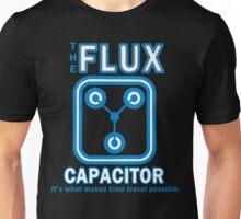 THE FLUX CAPACITOR FUNNY GEEK NERD Unisex T-Shirt