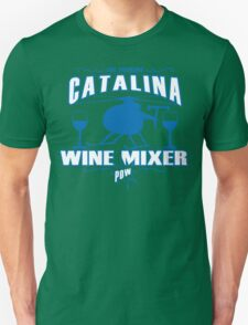 THE FUCKING CATALINA WINE MIXER POW FUNNY GEEK NERD T-Shirt