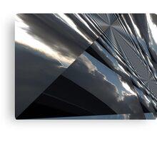 Cloud Projection Canvas Print