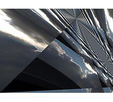 Cloud Projection Photographic Print