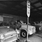 The Car yard by Paul Martin