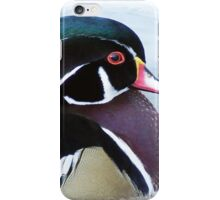 The Wood Duck iPhone Case/Skin