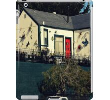 That Little Cold-Blooded House On The Hill iPad Case/Skin