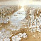 Under Painting *Pisces* by ienemien