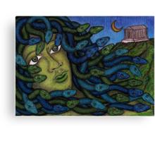 Madusa Canvas Print