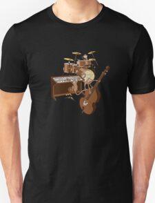 Funky Monkey Band Unisex T-Shirt