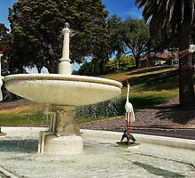 Water Fountain - Eastern Beach Geelong by forgantly