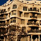 La Pedrera, The stone quarry by acky196