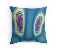 """AMAZEMENT"" Throw Pillow"