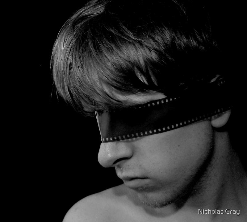 Filmic Portrait by Nicholas Gray