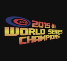 2015 World Series Champions by channeko