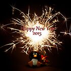HAPPY NEW YEAR Everyone by AnnDixon