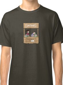 Redbubble is IN Classic T-Shirt