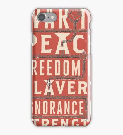 George Orwell's 1984 iPhone Case/Skin