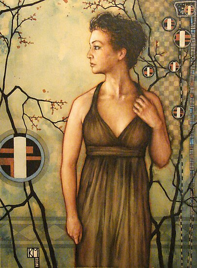 Persephone by Keelan McMorrow