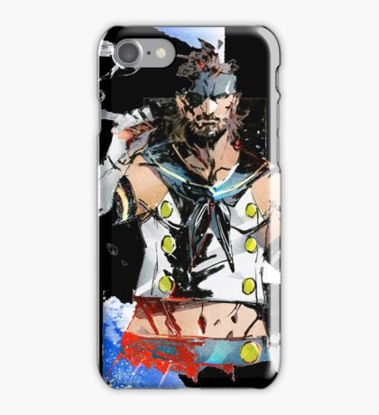 Snake... what the hell... iPhone Case/Skin