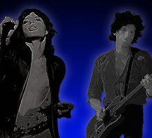 The Glimmer Twins by PashleyPictures